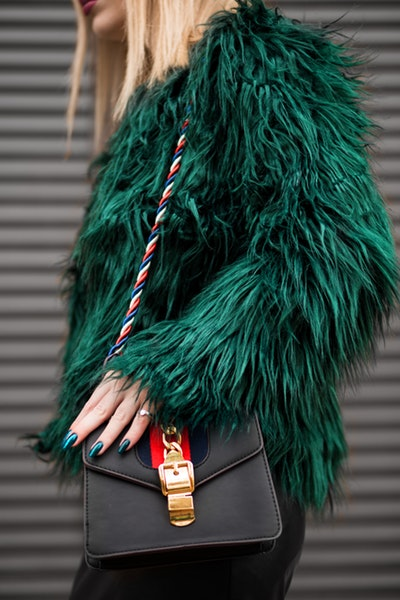 NishuHossain  How to look expensive on a budget  Faux Fur