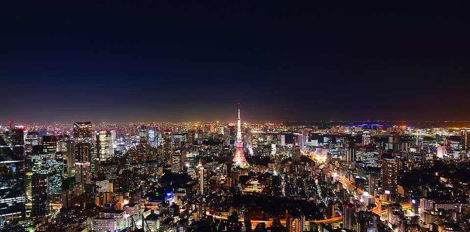 The 10 Best Places to Travel in 2019-Tokyo, Japan